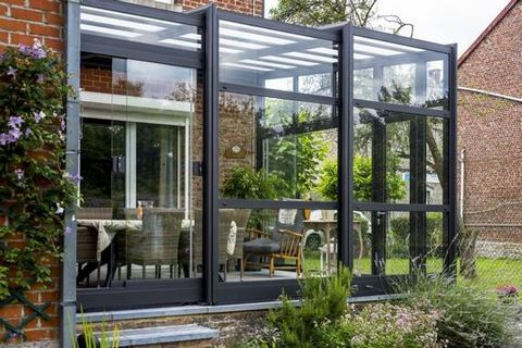 véranda terrasse couverte