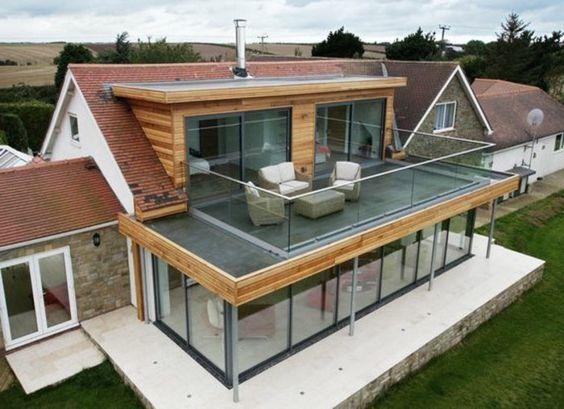 Véranda toit plat : Guide des prix & avantages en 2020