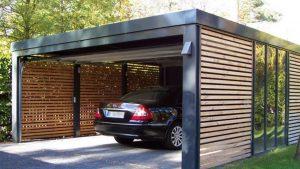 Carport moderne